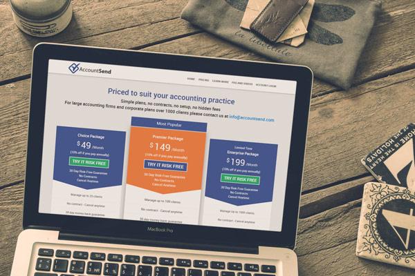 AccountSend - Angel Infotech