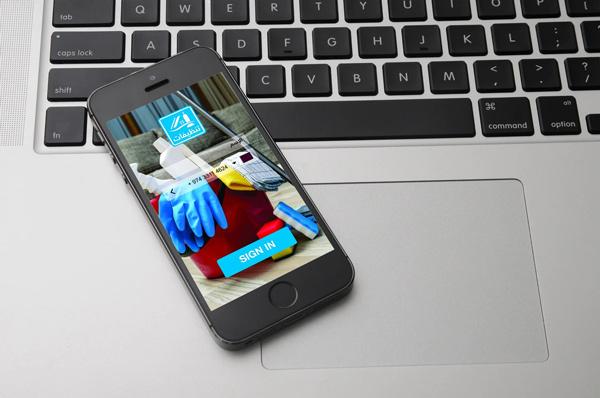 Tantifat - A Cleaning App - Angel Infotech